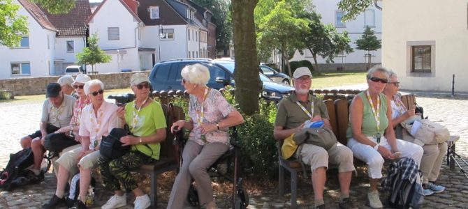 118. Deutscher Wandertag in Detmold